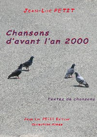 ebook CHANSONS AVANT AN 2000